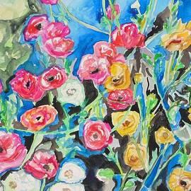 Esther Newman-Cohen - Spring Flower Follies