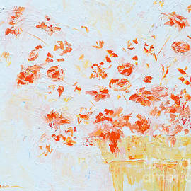 Patricia Awapara - Spring Flowers III