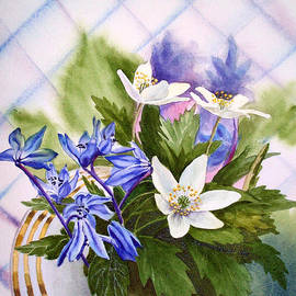 Irina Sztukowski - Spring Flowers