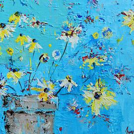 Patricia Awapara - Spring Flowers