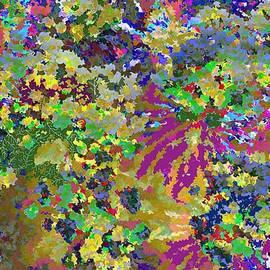 Christine Mulgrew - Spring Garden Color Explosion