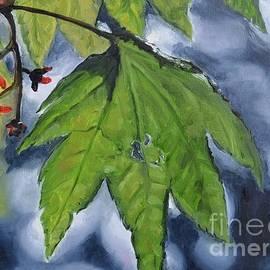 Lori Pittenger - Spring Leaf