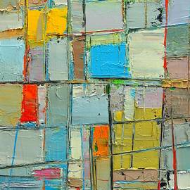 Ana Maria Edulescu - SPRING MOOD - ABSTRACT COMPOSITION - abwgc2