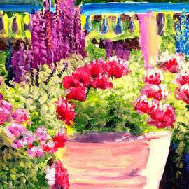 Melissa Herrin - Spring Planter