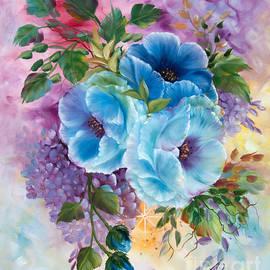ILONA ANITA TIGGES - GOETZE  ART and Photography  - Spring Poppys
