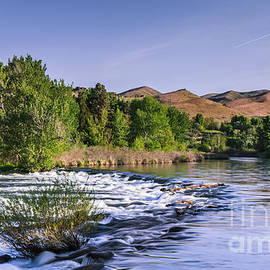 Robert Bales - Spring Run Off On The Payette River