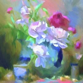 Georgiana Romanovna - Spring Still Life Impressionism