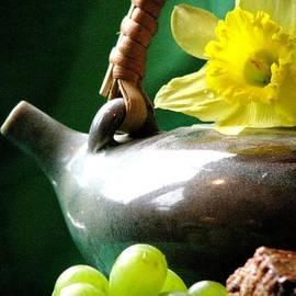 Angela Davies - Spring Tea