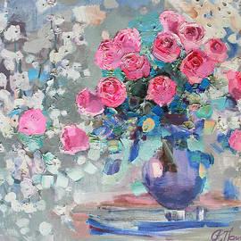 Anastasiia Grygorieva - Spring tenderness