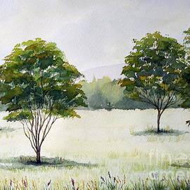 Joey Nash - Spring Trees