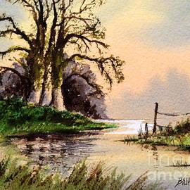 Bill Holkham - Springtime Along The River Chess