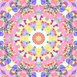 Shawna  Rowe - Springtime Geometry 2