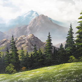 Kevin Hill - Springtime Mountains