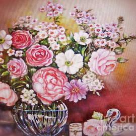 Patricia Schneider Mitchell - Springtime