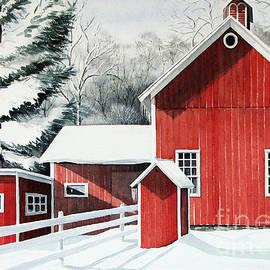 Joan Hartenstein - Springwater Barns