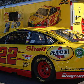 Christopher James - Sprint Cup Series 22
