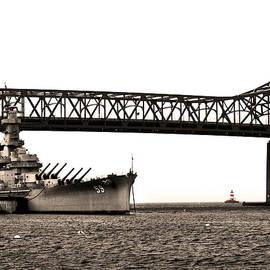 Jeff Stallard - USS Massachusetts 0001