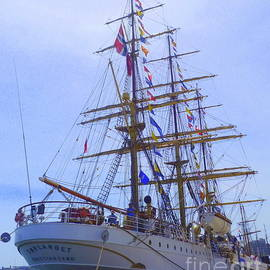 Lingfai Leung - SS SORLANDET Tall Ships