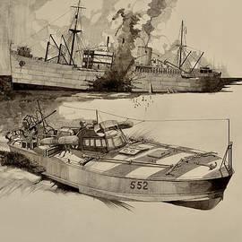 Ray Agius - SS Wairangi