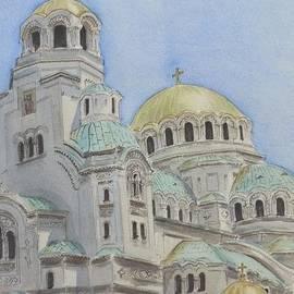 Henrieta Maneva - St Alexander Nevsky Cathedral Sofia Bulgaria