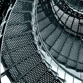 Christine Till - St Augustine Lighthouse Staircase