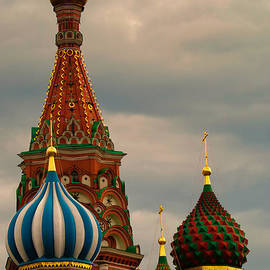 Nelieta Mishchenko - St. Basil Cathedral in Moscow