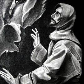 Enrique Garcia - St Francis of Assisi