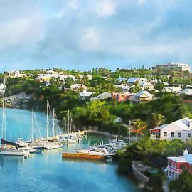 Susan Savad - St. Georges Harbour Bermuda