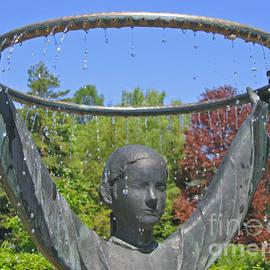 Ann Horn - St Gilgen Mozart Fountain