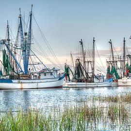 Scott Hansen - St. Helena Island Shrimp Boats