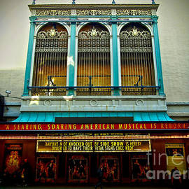 James Aiken - St. James Theatre Balcony
