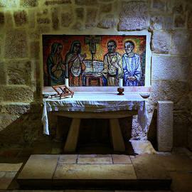 Stephen Stookey - St. Jerome Chapel