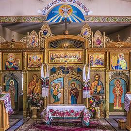 Priscilla Burgers - St John The Baptist Romanian Orthodox Church of Glendale Arizona