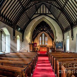 Adrian Evans - St Johns Church