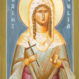 Julia Bridget Hayes - St Julia of Carthage