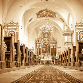Nick Mares - St Laszlo Roman Catholic Church Oradea Romania