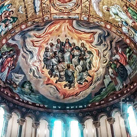Peggy  Franz - St. Louis Cathedral Basilica