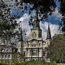 Judy Vincent - St. Louis Cathedral
