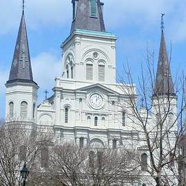 JoNeL Art  - St. Louis Cathedral New Orleans