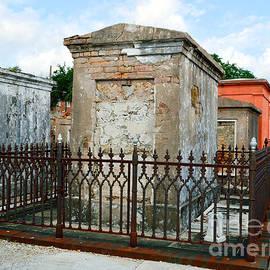 Alys Caviness-Gober - St Louis Cemetery 1