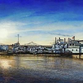 Michael Frank - St. Louis Riverfront