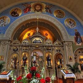 Amanda Stadther - St Marys Orthodox Cathedral