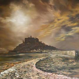 Jean Walker - St Michaels Mount Cornwall