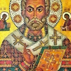Dragica  Micki Fortuna - St Nicholas