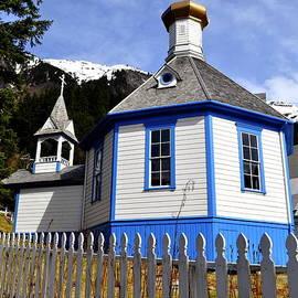 Cathy Mahnke - St. Nicholas Russian Orthodox Church