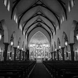 Joan Carroll - St Patricks Cathedral Fort Worth