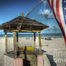 Timothy Lowry - St. Pete Beach American Flag