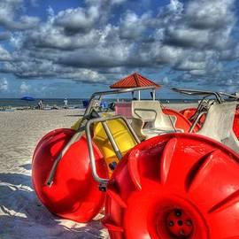 Timothy Lowry - St. Petersburg Beach 1