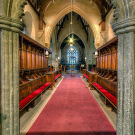 Adrian Evans - St Twrog Church