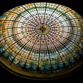 Stephen Stookey - Stained Glass Dome - 1